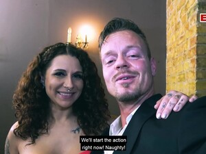 Real Sexdate With German Big Boobs Pierced Milf