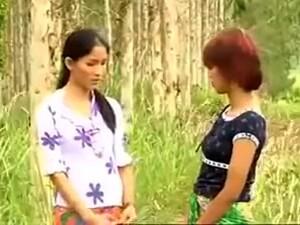 Chainese Farm Girls.