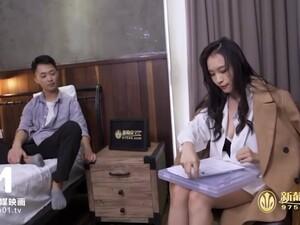 Astonishing Porn Video Big Tits Crazy Show