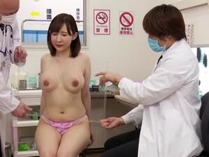 Japanese Busty Teen Medical Exam
