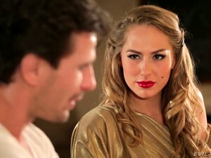 American Beautiful Hottie Carter Cruise Lures Dude In Bar To Be Analfucked