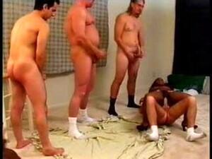 Midget Gang Banged