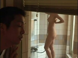 Asian Bathroom Fuck, Great Nipples