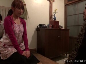 Japanese Model Is A Mature And Horny Chick