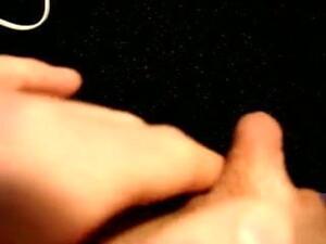 Huge Clit Closeup Masturbation With Hood Pulling