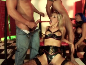 Hardcore Fucking In All Holes With Dirty Pornstar Cherry Jul