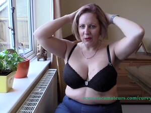 Dirty Talking Zoom Chat To A Lover Pt1 - CurvyClaire