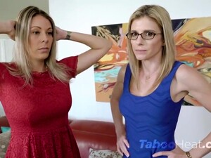 Aunt And Son Mind Control Religious Mom - Cory Chase