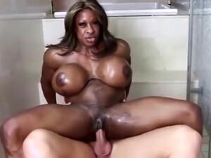 Yvette Bova Muscle Goddess!