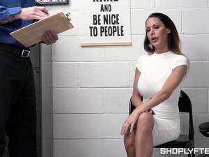 Hardcore Fucking In The Office With Busty MILF McKenzie Lee