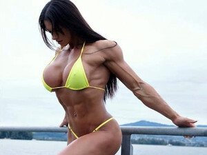 Muscled Iron Hotties And Fit GFs!