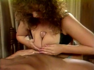 That Shy And Busty Brunette Is Actually Good At Titjob