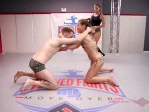 Chad Diamond Hopes To Use His Sneaky Moves Wrestling Against Cheyenne Jewel
