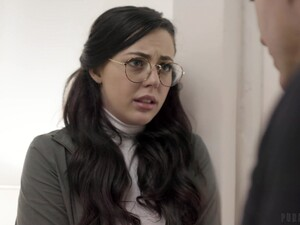 Four Eyed Coed Whitney Wright Gets Fucked By Her Psychiatrist