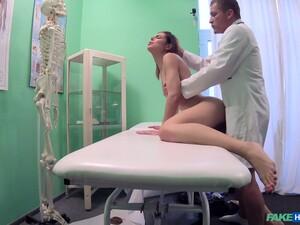 Hidden Cam Sex Scenes Between The Doctor And The Patient