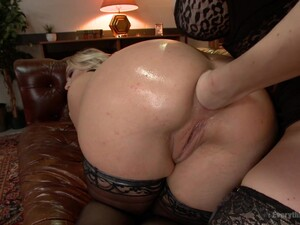 A Remarkable Lesbian Fist Fucking Anal Scene In Dirty XXX