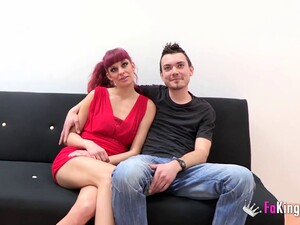 Mireia Is A Nasty Redhead Who Is Always Up For A Great Fuck