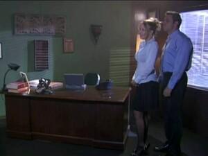 Boss Fucks His Blonde Secretary In His Office