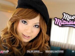 Mao Mizusawa Gets Cum And Squirts In Gangbang - AviDolz