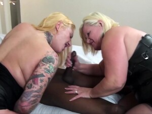 Its Nice To Share With Tallulah Thorn And Lacey Starr
