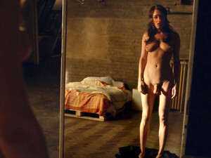 Chloe Sevigny Nude Boobs And Fake Penis In Hit And Miss