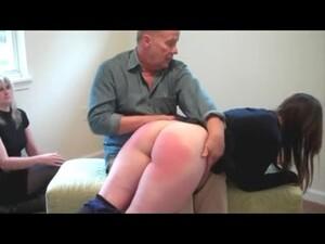 Daughter Disciplined