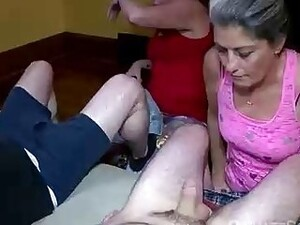 Slutty Matures Had A Foursome The Other Day And Would Like To Do It Again