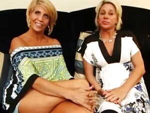 2 Moms For The One Cock