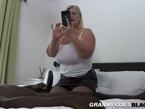 Granny Pounded By Bbc Mature