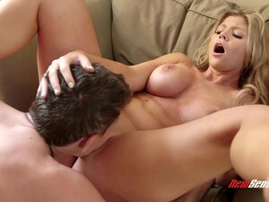 Busty Bitch Seduced By Her Friends Husband