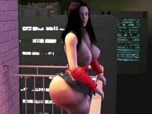 Hourglass Expansion - Huge Teen Ass Twerking - Big Booty Dancing To Trap