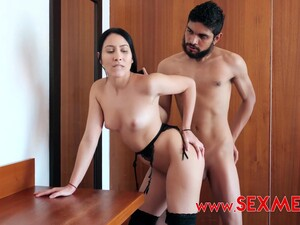 Angie Miller - Taboo Sex With Her Cousin