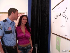 Busty Mature Ava Addams Sucks A Dick And Gets Fucked From Behind