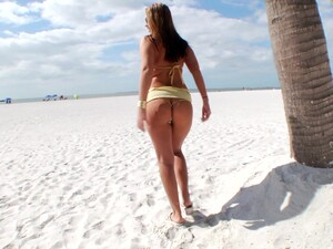 Tepi pantai,Bikini,Lesbian,Mandi pancuran,Basah