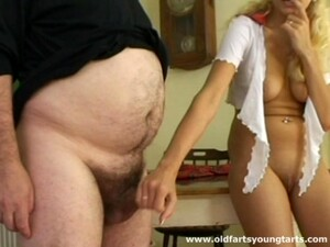 After A Math Lesson This Blonde Slutty Coed Gets A Stiff Pounding