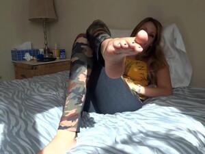 Amazing And Beautiful Feet