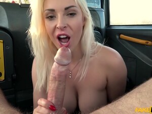 Victoria Summers - Blonde Milf Gets Pounded In The Cab