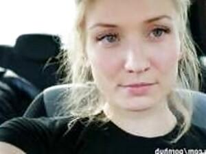 MyDirtyHobby Stunning Busty Teen Fiona Fuchs Intense POV Fuck And Facial