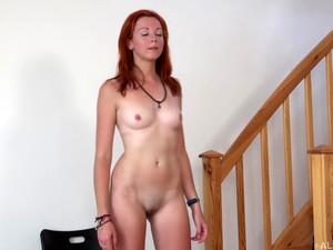 Casting,Tschechischer Porno,Unterwäsche,Strippen