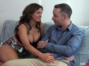 Big Tittied Whore Wife Sienna Hudson Seduces Brother-in-low And Rides His Meaty Hose