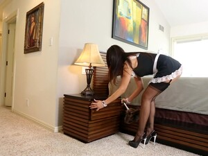 Striking Maid With Hot Ass Getting Drilled Hardcore In 3D Porn