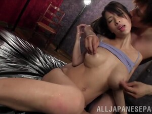 Beautiful Asian Teen Enjoys A Pussy Licking With Her Boyfriend