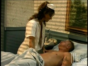 Sexy Nurse Has A Wild Sex With Her Patient To Make Him Feel Better