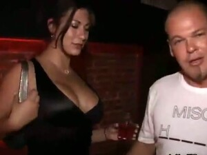 Two Crazy Chicks Ride Big Cocks After Partying In The Night Club
