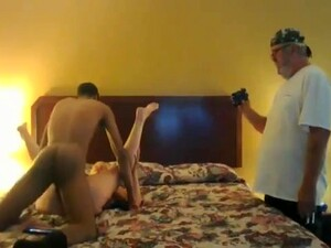 Hubby Films Young BBC Fucking Wife
