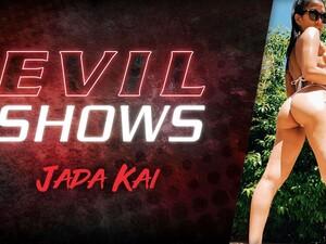 Evil Shows - Jada Kai, Scene #01