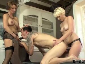 Бисексуалы,Женское доминирование