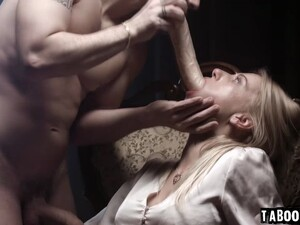 Raul Filled Nikki With His Huge Cock And A Gigantic Dildo