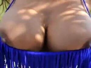 Fernanda Ferrari Shakes Her Tits For Your Pleasure