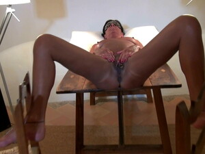Fucked On A Table
